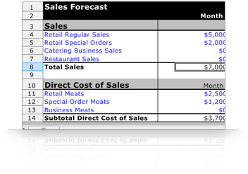 Business Plan Pro Premier Edition Screenshot