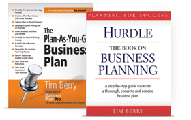Free Bonus! 2 Books on business planning
