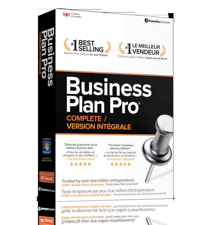 Business Plan Pro Premier Edition UK