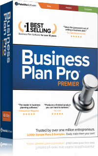 Business Plan Pro Premier Edition UK