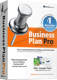 Business plan software canada