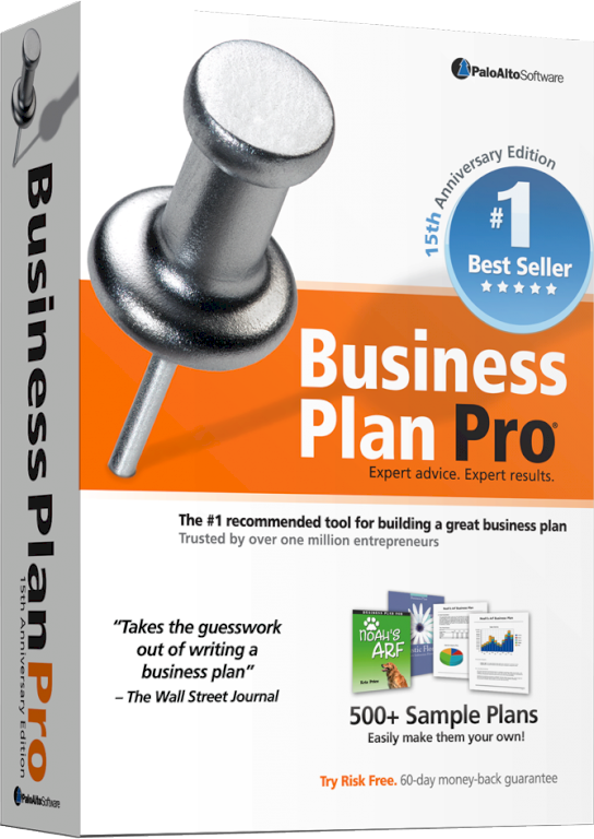 Palo alto software business plan pro premier v12 academic edition.
