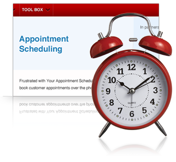 Make appointment setting a breeze