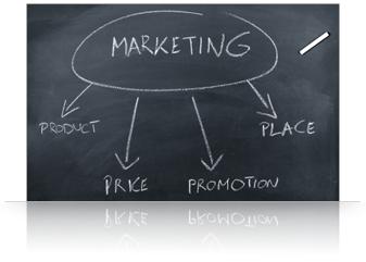 Create magnificent marketing materials