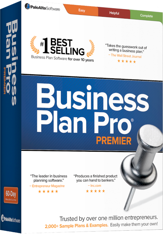 business plan pro premium