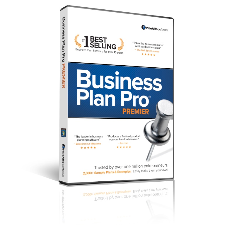 Palo Alto Software Business Plan Pro 15th Anniversary Edition