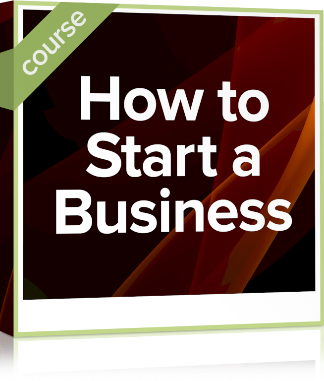 how to start a business course australai