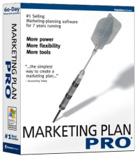 Marketing Plan Pro Academic Edition