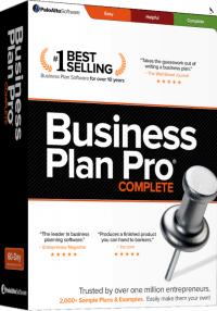 business plan pro standard academic palo alto software